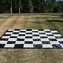 Draughts Mat