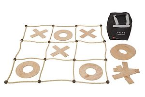 Giant Noughts And Crosses - toys & games