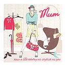 Mum Birthday Cards