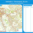 Personalised Activity Map