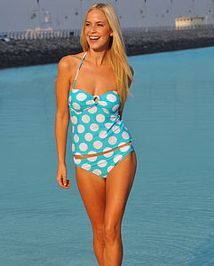 Women's Rhodes Tankini - women's fashion