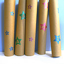 Personalised Alphabet Wrapping Paper Set