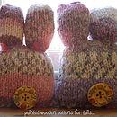 Little Bunny Knit Kit tails