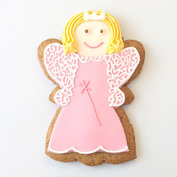 Princess Fairy Cookie Gram