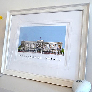 Buckingham Palace London Print