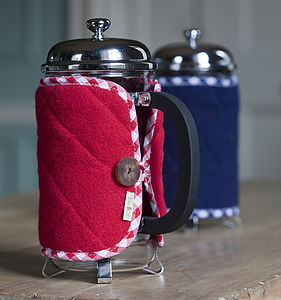 Wool Cafetiere Cover - tableware