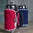 Wool Cafetiere Cover