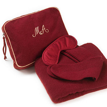 Cashmere Travel Bag