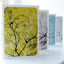 Oriental Greeting Cards