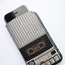 Retro Portable Tape Recorder Phone Case