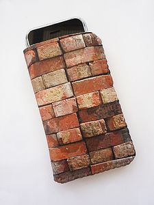 Brick Wall Phone Case - phone covers & cases