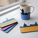 London Coasters Sets