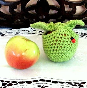 An Apple In A Cosy For The Teacher