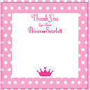PRINCESS THANK YOU
