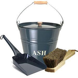 Ash Fireside Set