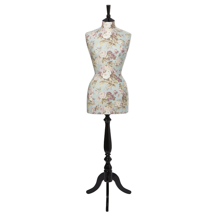 Amelie Tailored Mannequin By Grace Amp Favour Home
