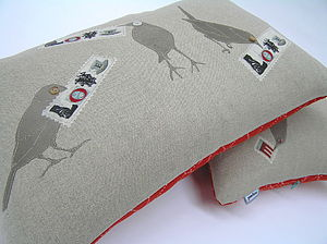 Love Birds Cushion - cushions