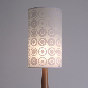 Modern Spot Tall Lampshade - living & decorating