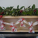 Personalised Christmas Garland