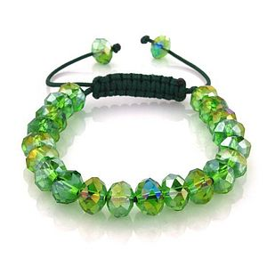 Czech Crystal Friendship Bracelets