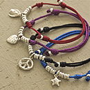 Tiny Wishes Friendship Bracelet