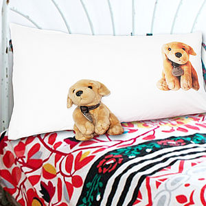 Personalised Your Teddy Pillowcase - personalised gifts