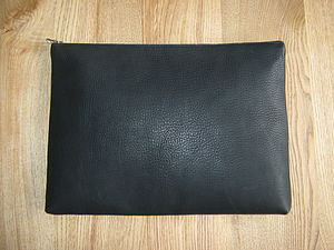 Leather Portfolio - men's accessories