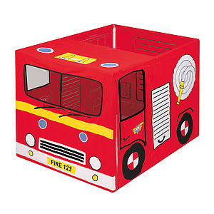 Fire Engine Playhouse - best gifts for boys