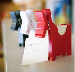 Memo Holder - stationery