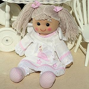 Rag Dolls - collector's toys & games
