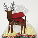 Santa And Reindeer Treat Kit