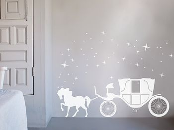 Enchanted Horse Carriage