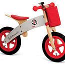 Personalised bike