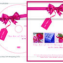The Art Of Gift Wrapping DVD With Jane Means