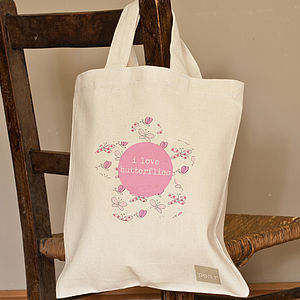 Mini Canvas Bags - more
