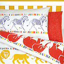 Animals Duvet Cover (cot bed)