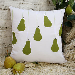 Pears Cushion Cover - cushions