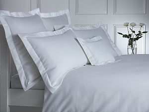 Milan Organic Cotton Bed Linen - anniversary gifts