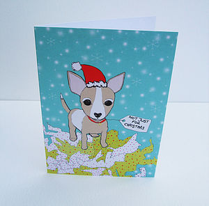 'Not Just For Christmas' Greetings Card