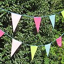 Country Spot Bunting