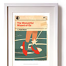 'The Wonderful Wizard Of Oz' Print