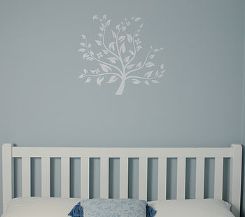 Autumn Tree Wall Sticker