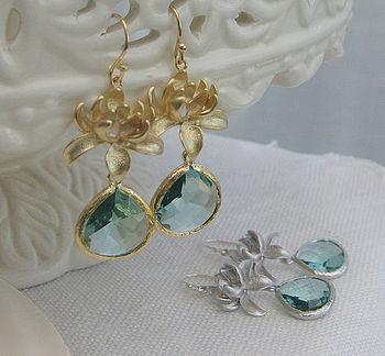 'Lotus Blossom' Earring