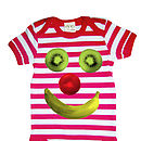 Fruit Face Babyvest