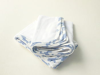 Pack Of Two Muslin Cloths