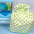 Chequers Laundry Bag