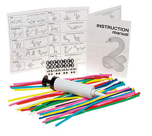 Balloon Modelling Party Kit - shop by recipient