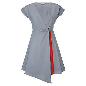Office Zip Dress - dresses