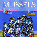 Mussels In A Bowl Print