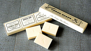 Apothecary Trio Of Soaps - bathroom